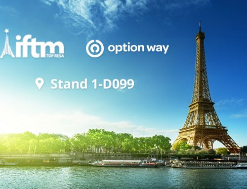 Rencontrez Option Way à IFTM Top Résa