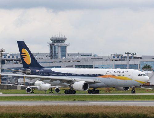 Jet Airways ouvre une ligne directe Paris-Chennai !
